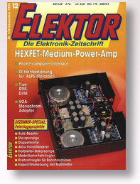 HEXFET-Medium-Power-Amp: