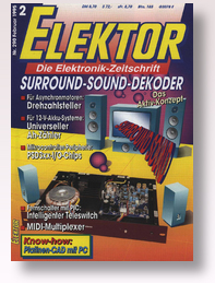 Aktiver Surround-Dekoder