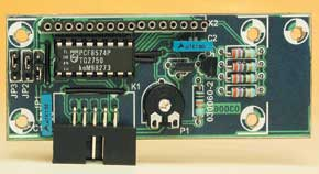 LC-Display mit I2C-Bus