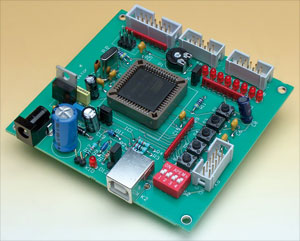 8051 goes USB (USB-Flashboard)