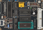 8052-AH BASIC Single-Board Computer (1987)