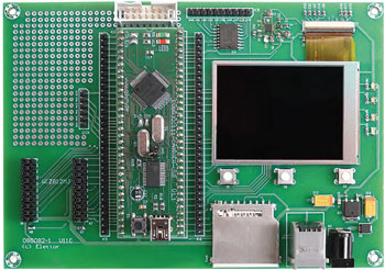 R32C-Applicationboard