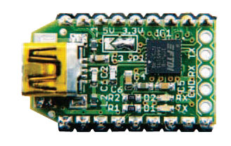 USB-FT232R Breakout-Board