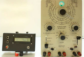 Kondensator-Tester Heathkit IT-28
