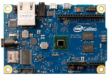 Galileo: Intels Arduino