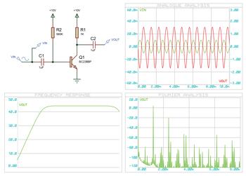 Der Transistor-Verstärker