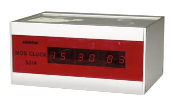 MOS Clock 5314 (1974)