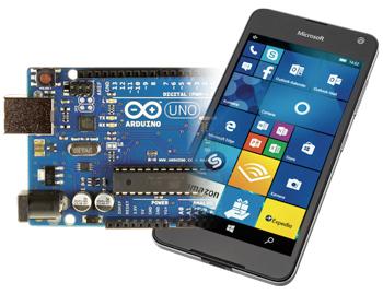 Windows steuert Arduino (2)