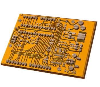 Platinenfertigung mit 3D-Druckern
