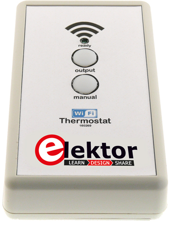 WLAN-Thermostat