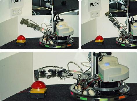 Robotik-Workshop für Studenten von NI