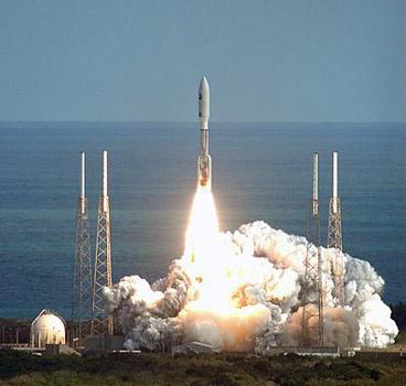 Elektrischer Raketenantrieb