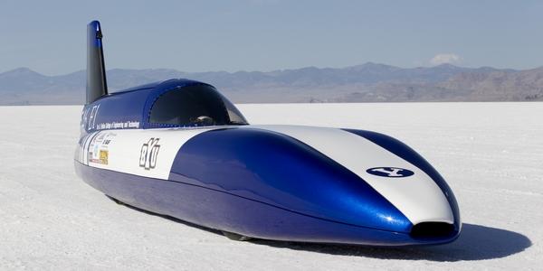 Geschwindigkeitsrekord für Elektroautos