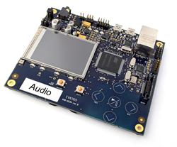 Digital-Audio-Entwicklungssystem von Atmel