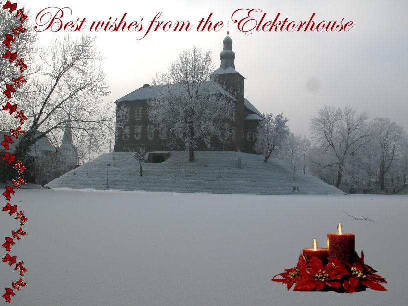 Elektor wünscht schöne Weihnachten!