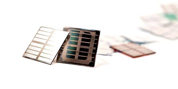 Rekord-Wirkungsgrad von 8,3% bei organischen Solarzellen