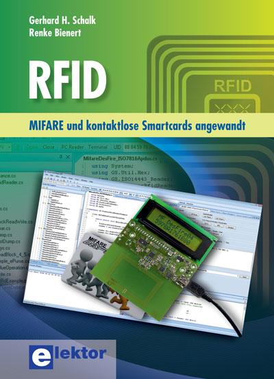 Exklusiv für Abonnenten: Neues Elektor-Buch ''RFID'' bis Montag, 18.04. bestellen und bis
