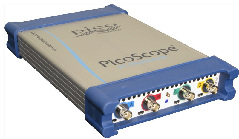 High-Speed-USB-Oszilloskop von Pico Technology