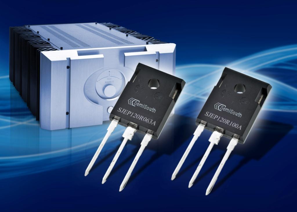 Siliziumkarbid-Transistoren für High-End-Audioverstärker