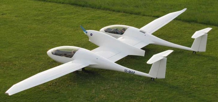 1,65-Millionen-Dollar-Wettbewerb für Ökoflugzeuge hat begonnen
