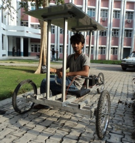 Bauanleitung im Netz: Elektro-Fahrrad für 600 Dollar
