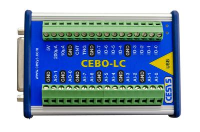 Universelle 16-bit-USB-Messbox