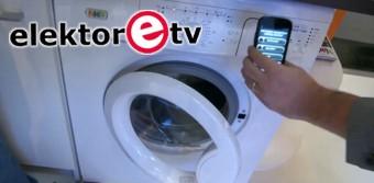 Elektor TV: Eine Waschmaschine für Geeks und Nerds
