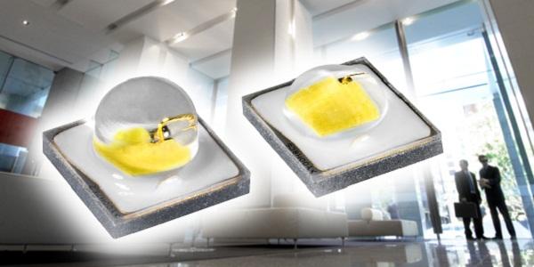 Oslon: temperaturstabile Power-LEDs