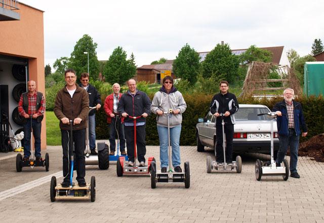 1. International Wheelie Convention: Update