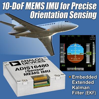 iSensor: Drehung, Beschleunigung, Magnetfeld und Druck