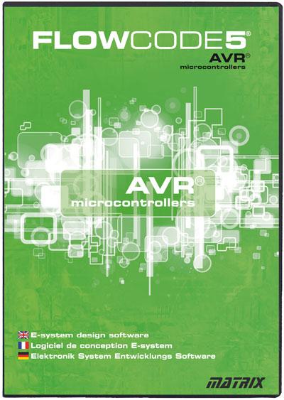 Neue Versionen von Flowcode für AVR und ARM