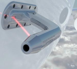 Mehr Sicherheit durch Laser-Tacho in Flugzeugen