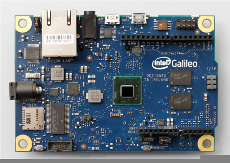 Inteluino? Arduino-Board mit Intel-Chip