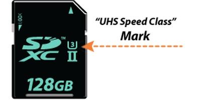 Schnellere SDHC- und SDXC-Speicherkarten