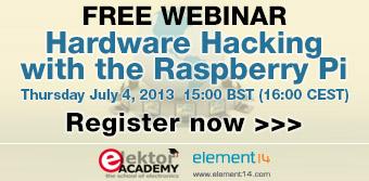 Webinar: Hardware Hacking mit Raspberry Pi