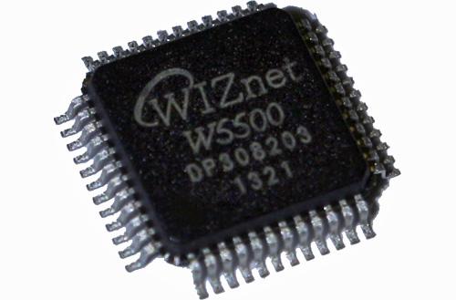 Neuer WIZnet-Chip: W5500