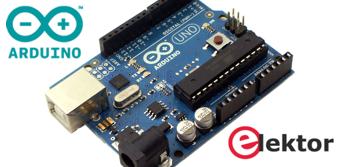 Arduino ab sofort bei Elektor erhältlich
