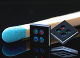 3D-Array-Kamera von Heptagon
