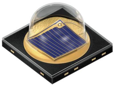 Rekord: IR-LED mit 48% Wirkungsgrad von Osram