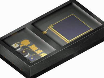 Blutsensor mit 3 LEDs plus Photodiode