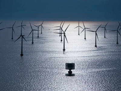 Selbstoptimierende Windturbinen von Siemens