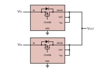 Ideale Diode von Linear Technology