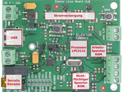 Gratis-Webinar ''Embedded Linux Made Easy''