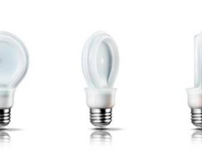 Radiale LED-Lampen von Philips