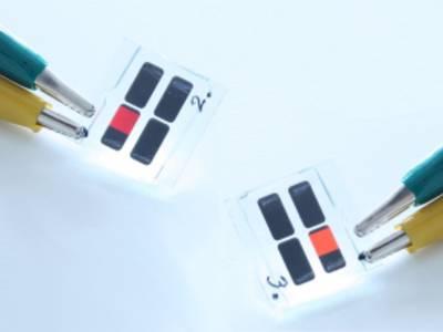 Silizium-Nanokristall-Leuchtdioden