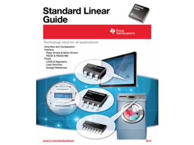 Download: Standard Linear Guide von TI