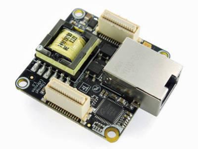 Ethernet-Modul mit PoE