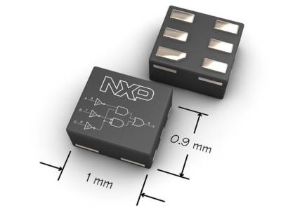 Schnelle energiesparende Logik-ICs