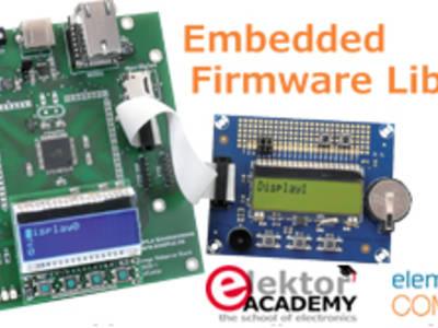 Webinar: Embedded Firmware Library