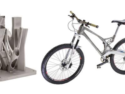 Fahrrad selbst drucken?